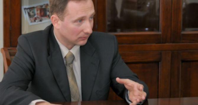 В Харьквской области новый губернатор. —Сапронов