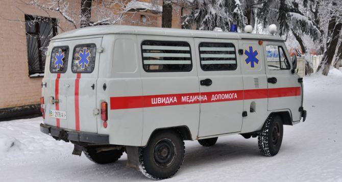 Есть травмы несовместимые с жизнью— «скорая» не успевала довозить пострадавших до больницы. —Медики об обстрелах в Луганске