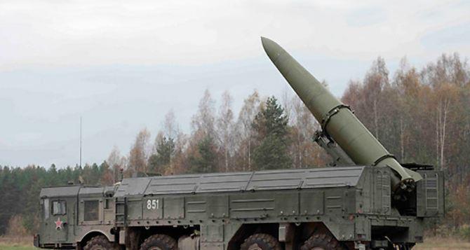 Над Луганском сбили ракету «Точка-У». —ЛНР