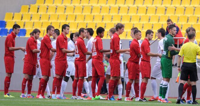 Алчевская «Сталь» прекратила участие в чемпионате Украины. Виной всему— боевые действия