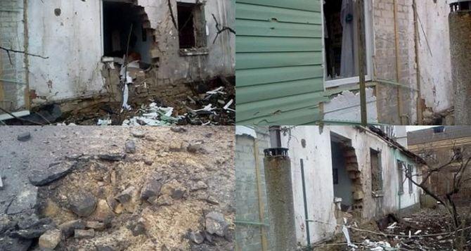 Горячие точки в Луганской области: под огнем 5 населенных пунктов