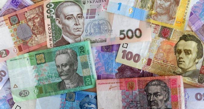 В 2014 году социально незащищенные жители Луганской области получили 600 миллионов гривен