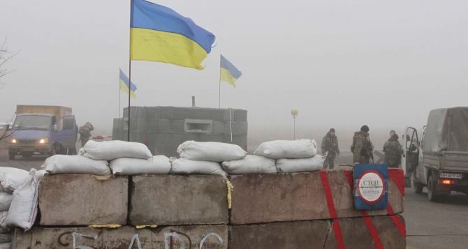 Ситуация в зоне АТО: штурм Дебальцево