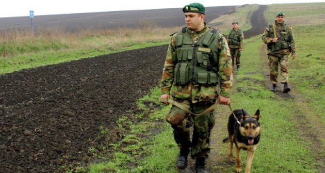 Где в Луганской области работают пункты пропуска на границе сРФ?