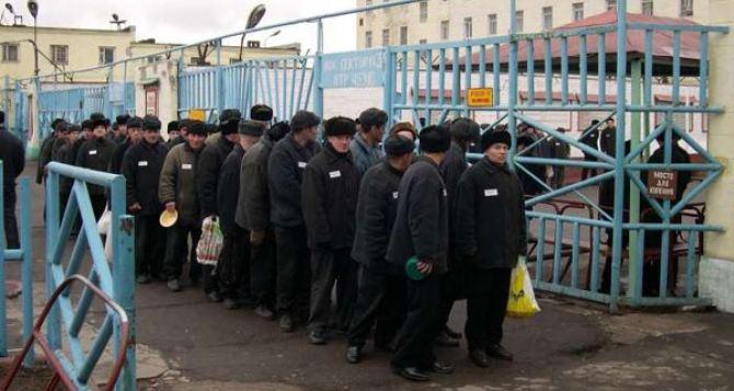 МВД отказалось эвакуировать заключенных из тюрем в зоне АТО. — ГПтС