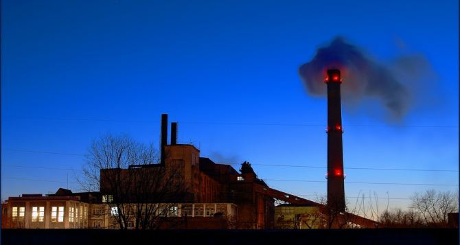 Харьковские теплоэлектростанции из-за дефицита угля переходят на газ