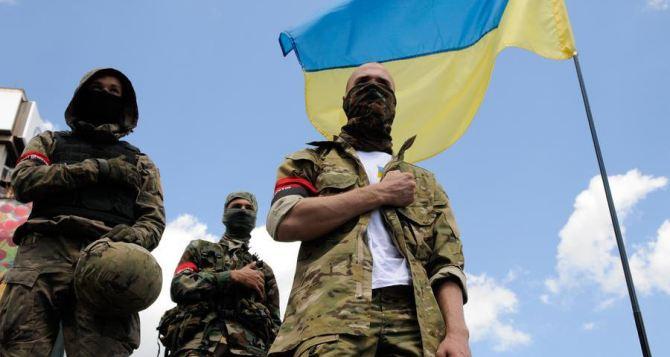 Мы готовы выходить за рамки закона.  - Харьковский 15-ый батальон  ДУК «Правый  сектор»