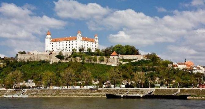 Группа детей из Луганской области отдохнет в парламентском санатории в Словакии