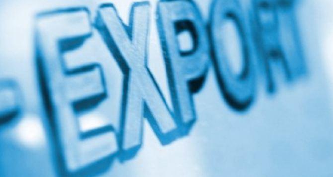 Экспорт товаров из Украины в Европу сократился на 31%