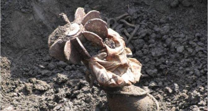 В Станично-Луганском районе военный подорвался на растяжке