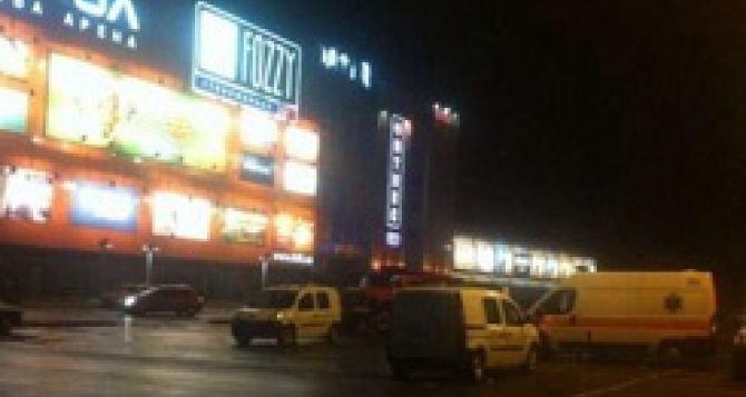 В Харькове из-за ложного минирования из ТРЦ эвакуировали более полутысячи человек