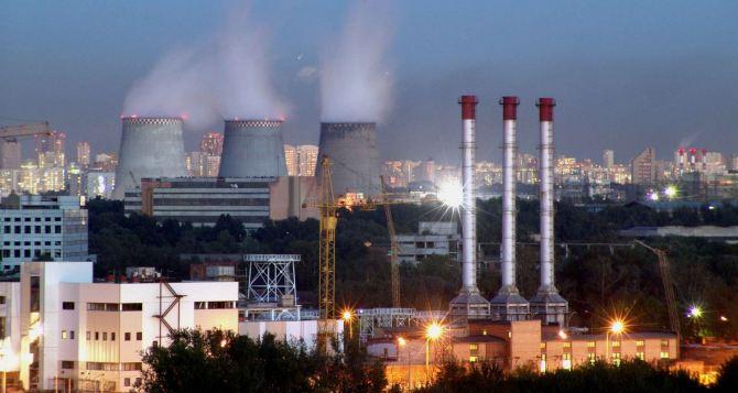 Из-за АТО объемы промышленного производства в Луганской области уменьшились почти в два раза