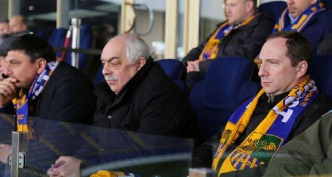 Харьковский губернатор ищет спонсоров для «Металлиста»