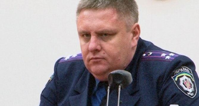 В Харькове назначили нового начальника милиции из Донецка