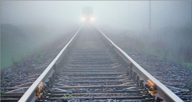 Еще один взрыв под Харьковом. Теперь на железной дороге
