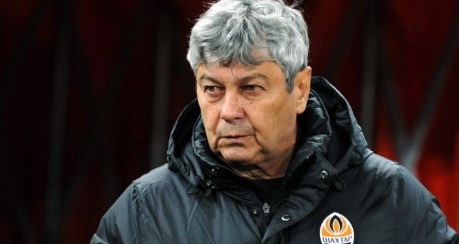 Из-за боевых действий в Донецке «Шахтер» может прекратить свое существование. —Луческу