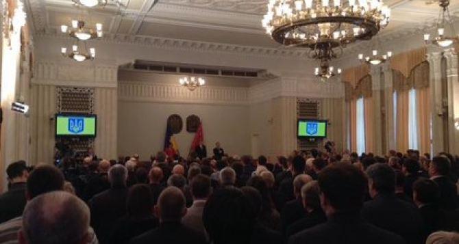 Депутаты Харьковского облсовета признали  Россию агрессором