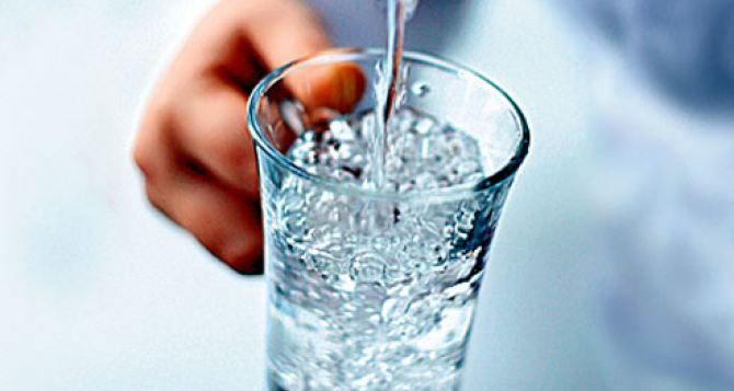 Питьевая вода в Луганской области за год стала хуже