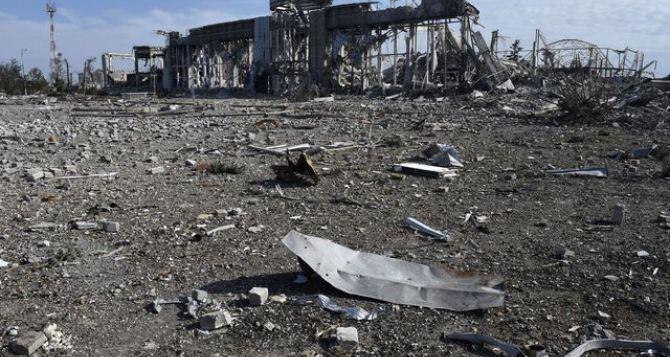 Все, что строилось годами, уничтожено. Луганский аэропорт. Послесловие (видео)