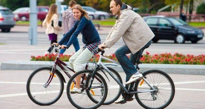 Харьковчане присоединились к акции «На велосипеде— на работу»