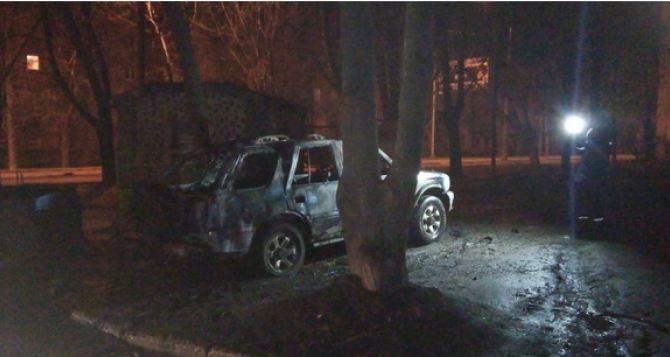 В Харькове ночью прогремел взрыв