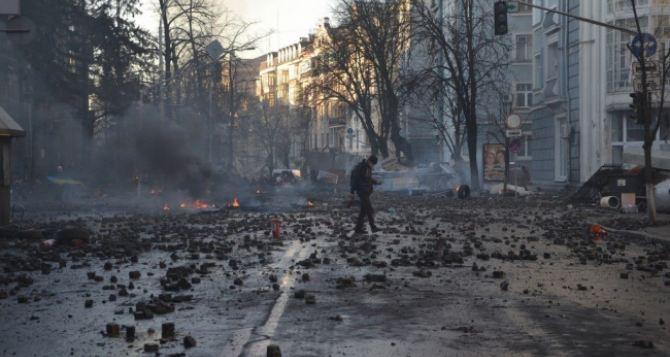 В Харькове задержали экс-беркутовцев, подозреваемых в расстреле Майдана. —Шокин