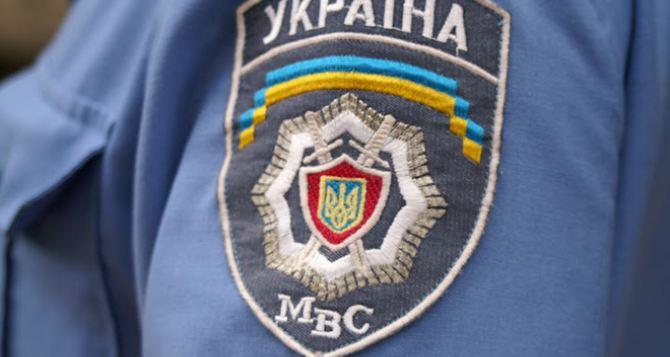 Харьковские милиционеры ищут тех, кто спалил очередное авто волонтера