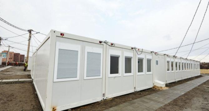 Жилье для переселенцев. Специалисты из Германии ищут в Харьковской области подходящие здания