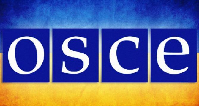 В районе ж/д вокзала в Донецке было слышно 146 взрывов в сутки в нескольких направлениях. —ОБСЕ