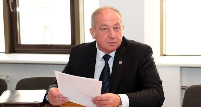 Донецкий губернатор получил выговор