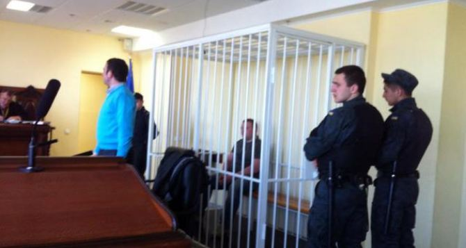 Экс-командира роты харьковского «Беркута» оставили под стражей