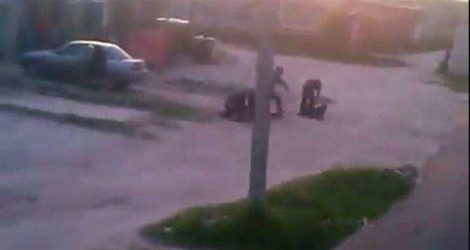 В Харьковской области милиционеры жестоко избили людей. Идет расследование