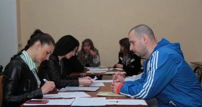 В Харькове ищут тренеров для будущих полисменов