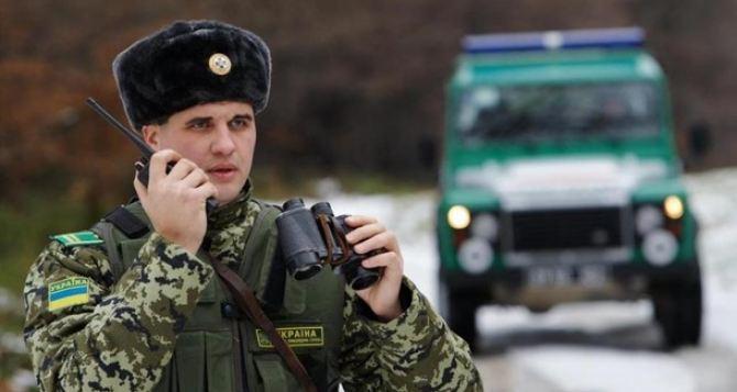 Украинские пограничники не контролируют более 400 километров границы с Россией