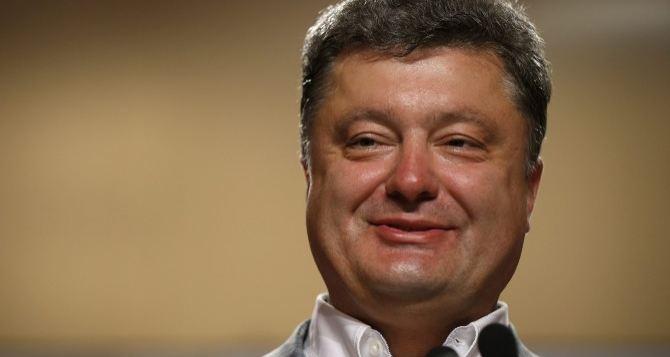 Порошенко заявил о решительности в вопросе проведения реформ