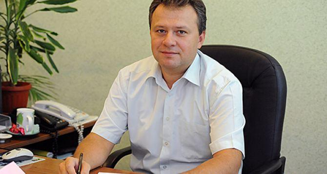 Президент Украины присвоил почетное звание луганчанину
