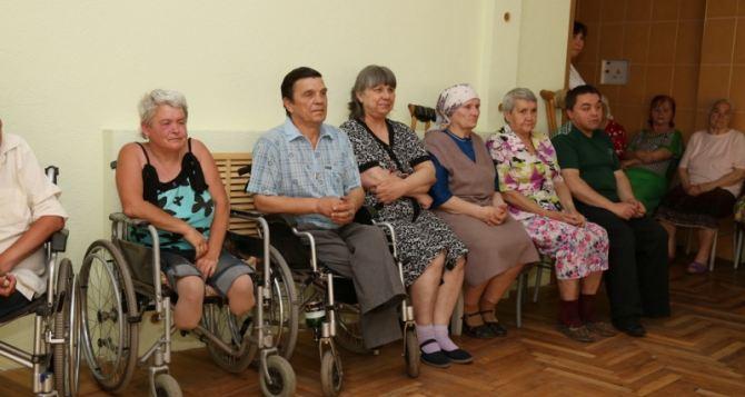 Под Харьковом отремонтировали пансионат для переселенцев с ограниченными возможностями
