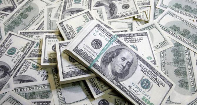 В самопровозглашенной ДНР собираются выплачивать пенсии или зарплаты в долларах