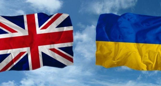 Англичане помогут Харьковской области решать проблемы переселенцев