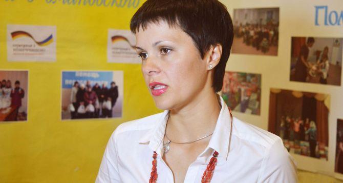 В Луганской области выдают гуманитарку от международных организаций