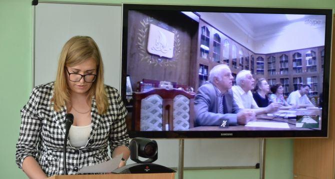 Луганские студенты дистанционно сдали госэкзамен в Костромском вузе (фото)