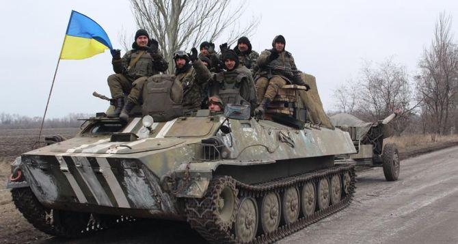Луганская область под обстрелом. —Сводка за 15июня