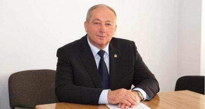Кихтенко передал свои полномочия новому главе Донецкой области