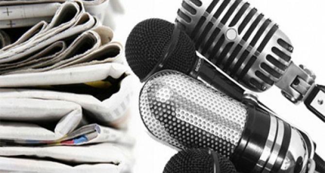 Верховная рада намерена установить уголовную ответственность за незаконное прослушивание телефонов журналистов