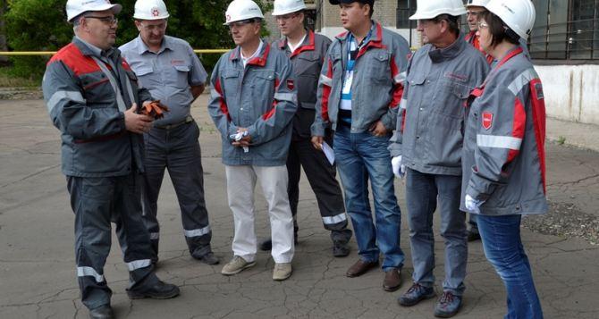 Миссия ОБСЕ ознакомилась с гуманитарными программами «Краснодонугля»
