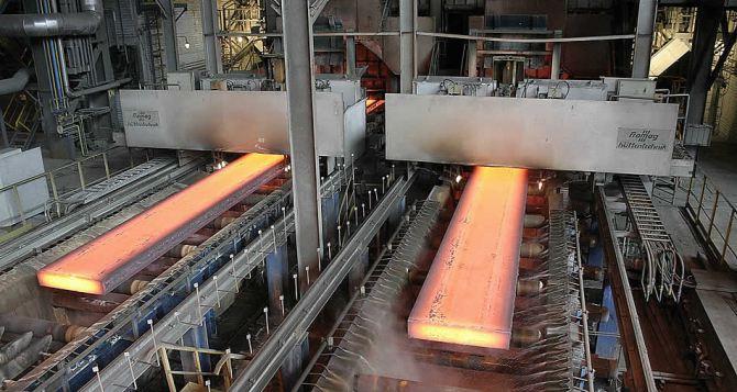 В Луганской области возобновил работу Алчевский меткомбинат. —СМИ