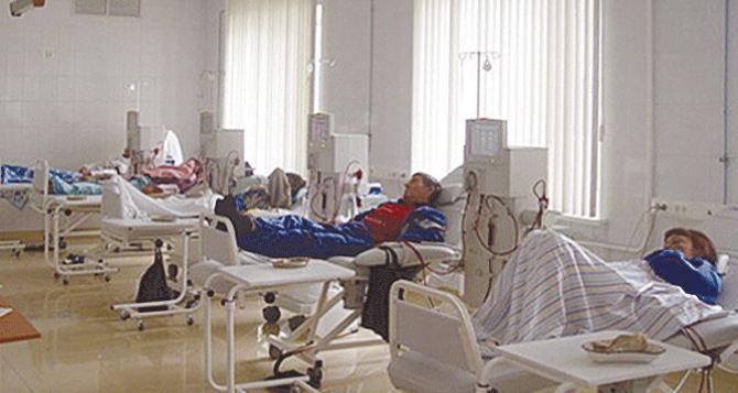 В Харькове снова проблемы с обеспечением гемодиализом