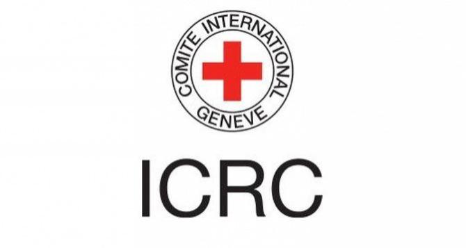 Представители Красного Креста представят данные о своей деятельности в зоне конфликта на востоке Украины