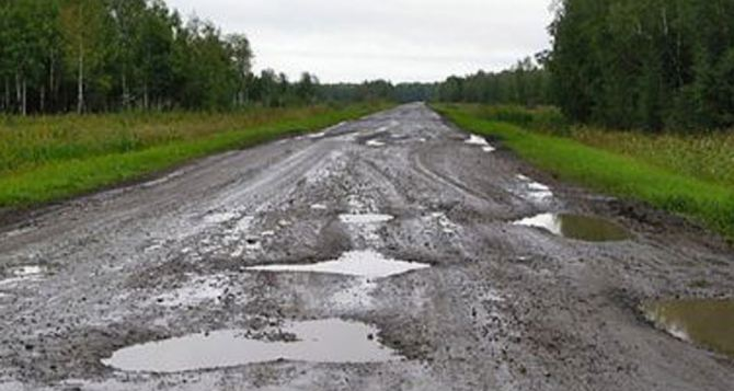 По качеству дорог Харьковская область в пятерке аутсайдеров. —Рейтинг водителей