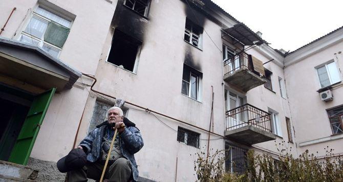 В Донецкой области за последнюю неделю существенно увеличилось количество обстрелов